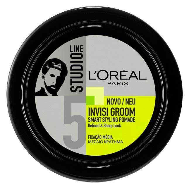 L'ORÉAL  STUDIO LINE INVISI GROOM POMADE 75ml