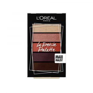 L'OREAL PARIS MINI EYESHADOW PALETTE 01 MAXIMALIST