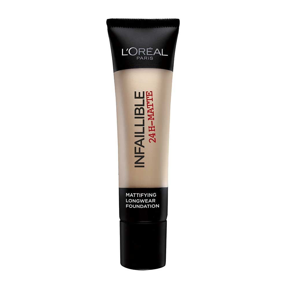 L'OREAL PARIS INFAILLIBLE MAT FOUNDATION