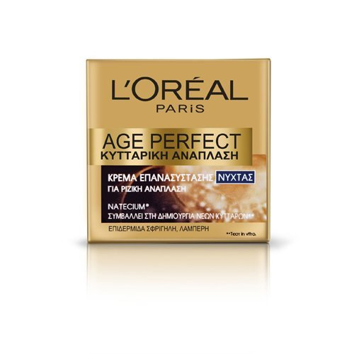 L'OREAL PARIS AGE PERFECT CELL RENEW NIGHT CREAM
