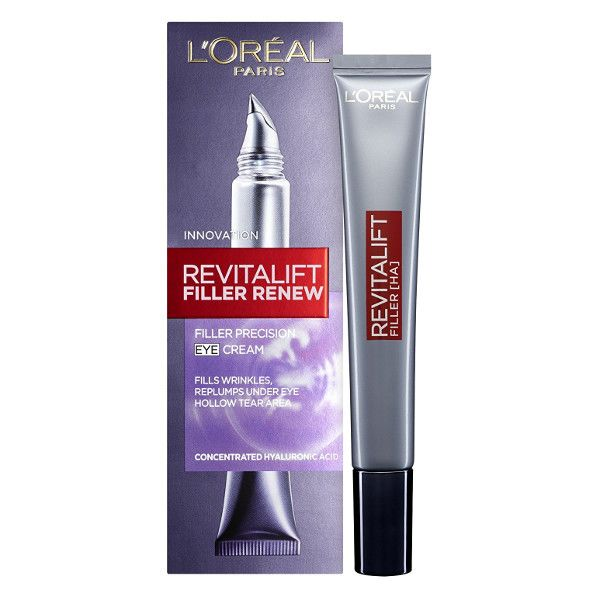 L'OREAL PARIS REVITALIFT FILLER RENEW [HA] EYE CREAM