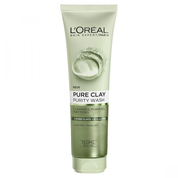L'OREAL PARIS PURE CLAY PURITY WASH
