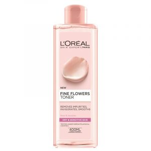 L'ORÉAL PARIS Fine Flowers Toner Dry & Sensitive Skin