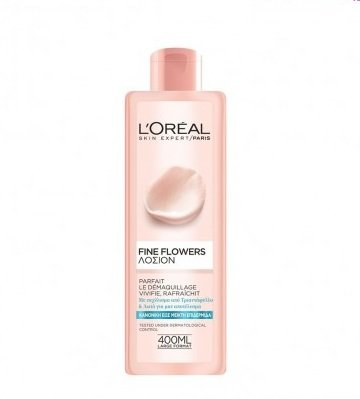 L'OREAL PARIS FINE FLOWERS TONER NORMAL/COMBINATION SKIN