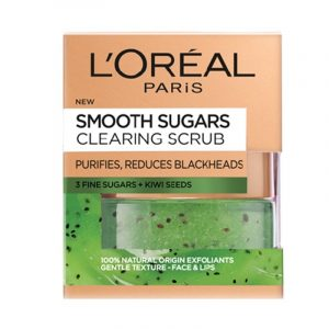L'ORÉAL PARIS Smooth Sugars Clear Scrub