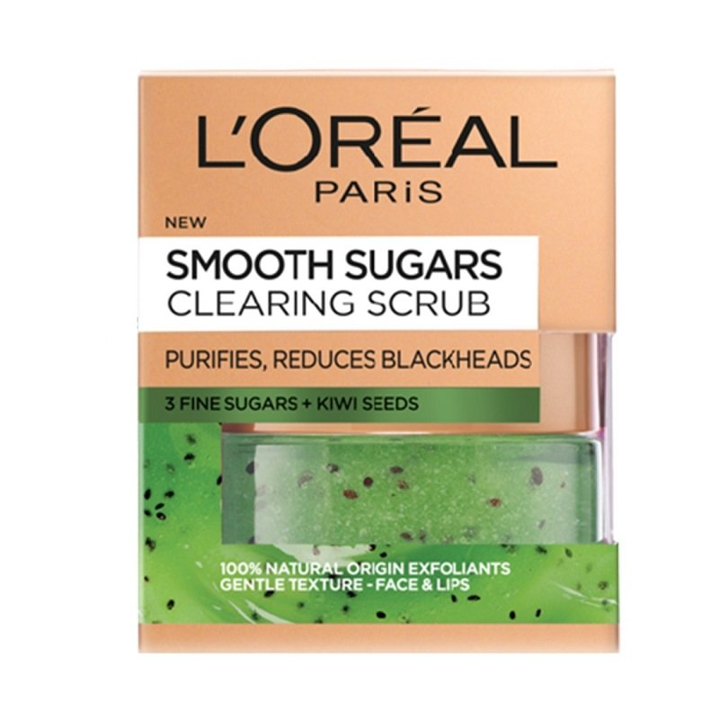 SMOOTH SUGARS CLEAR SCRUB