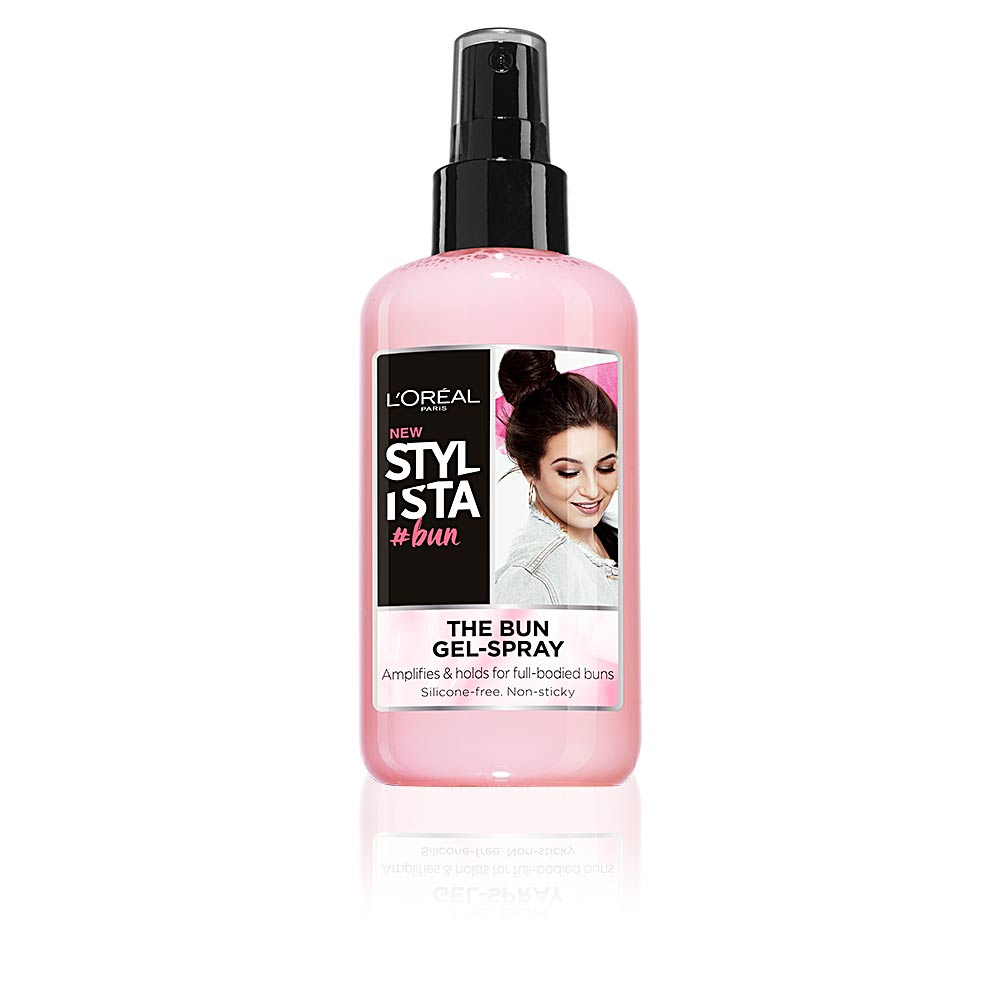 STYLISTA THE BUN GEL-SPRAY