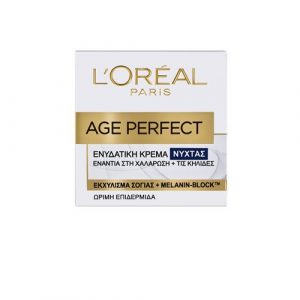 L'OREAL PARIS AGE PERFECT CLASSIC NIGHT CREAM