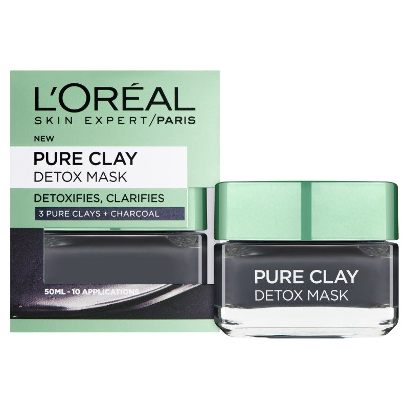 L'OREAL PARIS PURE CLAY DETOX MASK