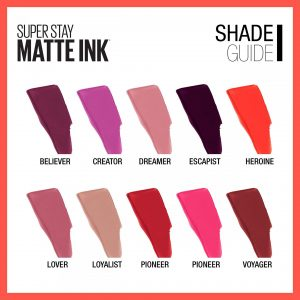 MAYBELLINE NEW YORK Superstay Matte Ink™ Liquid Lipstick