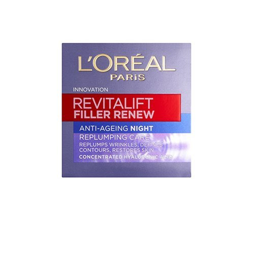 L'OREAL PARIS REVITALIFT FILLER RENEW NIGHT CREAM