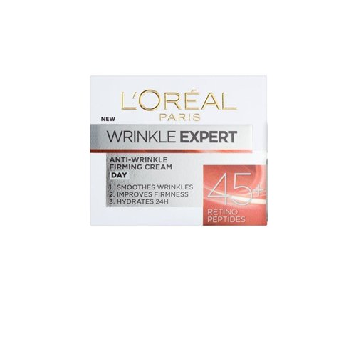 L'OREAL PARIS WRINKLE EXPERT  FIRMING CREAM 45