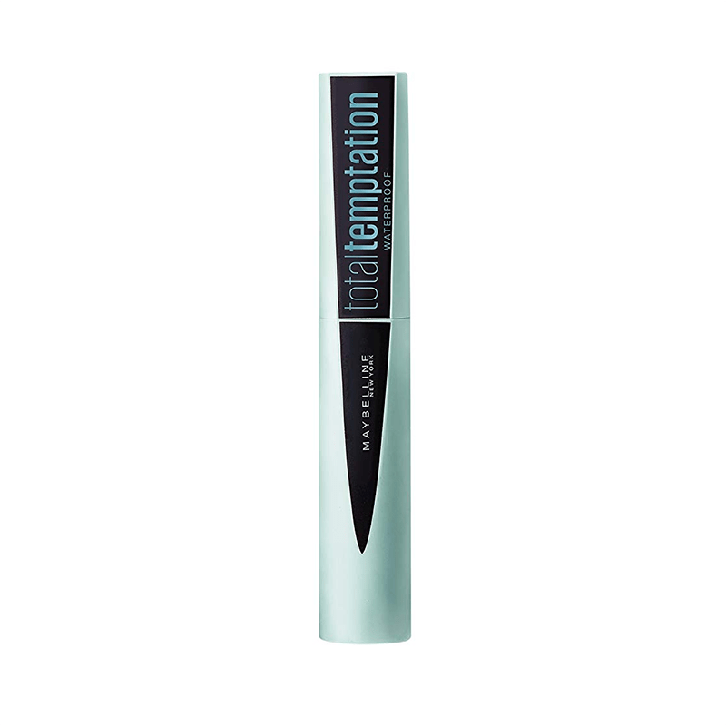 MNY TOTAL TEMPTATION WATERPROOF MASCARA BLACK