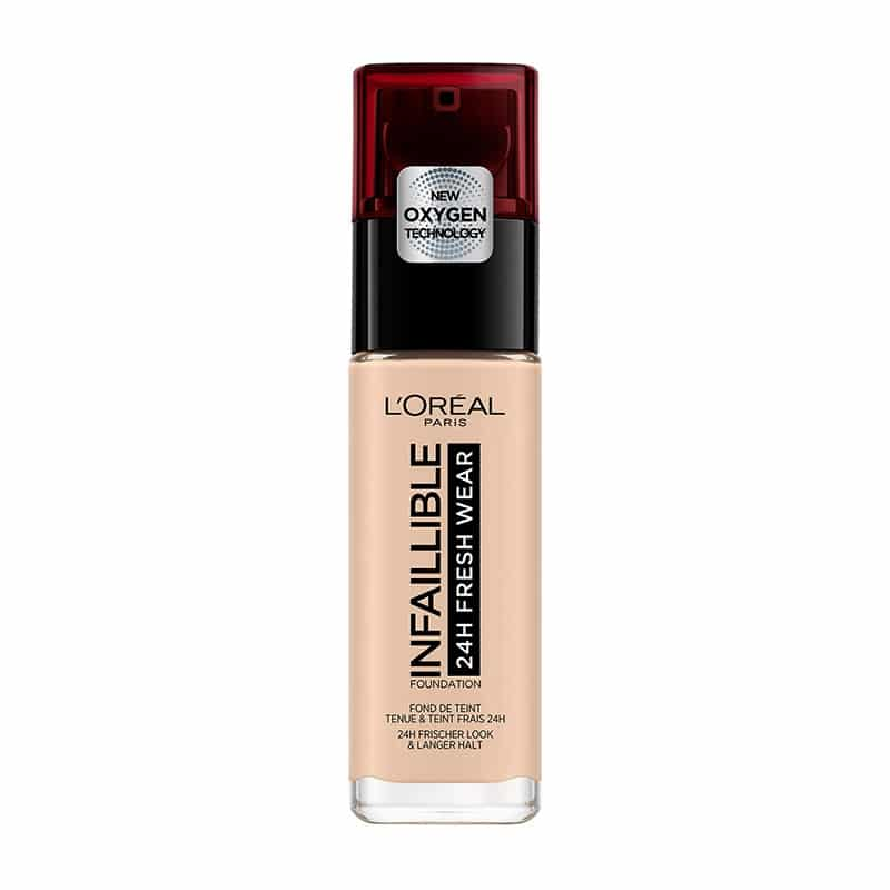 L'OREAL PARIS Infaillible 24H Foundation