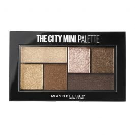 THE CITY MINI PALLETTE