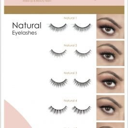 LASHES COMPLETE COLLECTION NATURAL