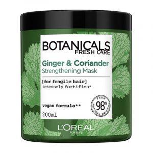 BOTANICALS Ginger & Coriander Mask