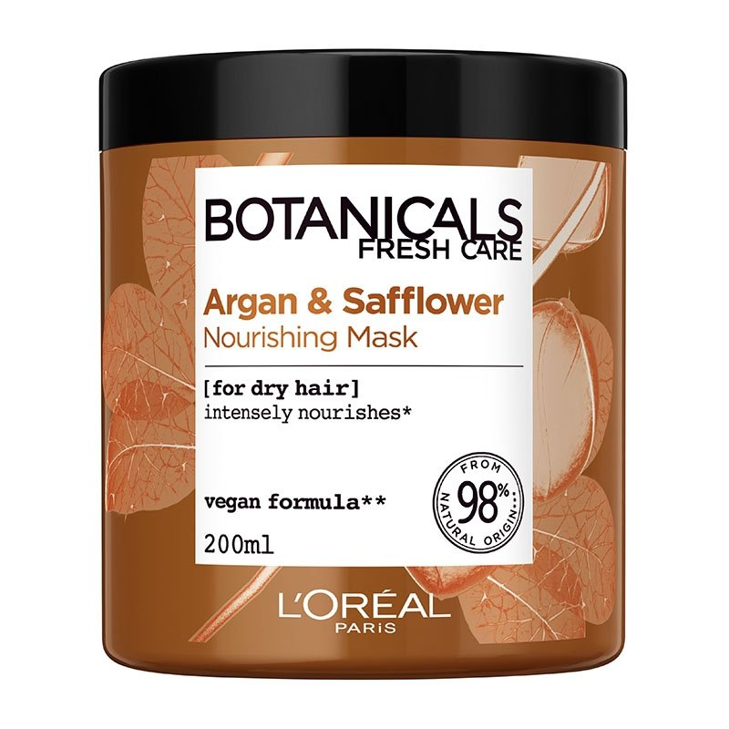 BOTANICALS ARGAN & SAFFLOWER MASK