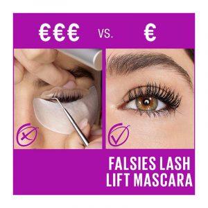 MAYBELLINE NEW YORK The Falsies Lash Lift Mascara