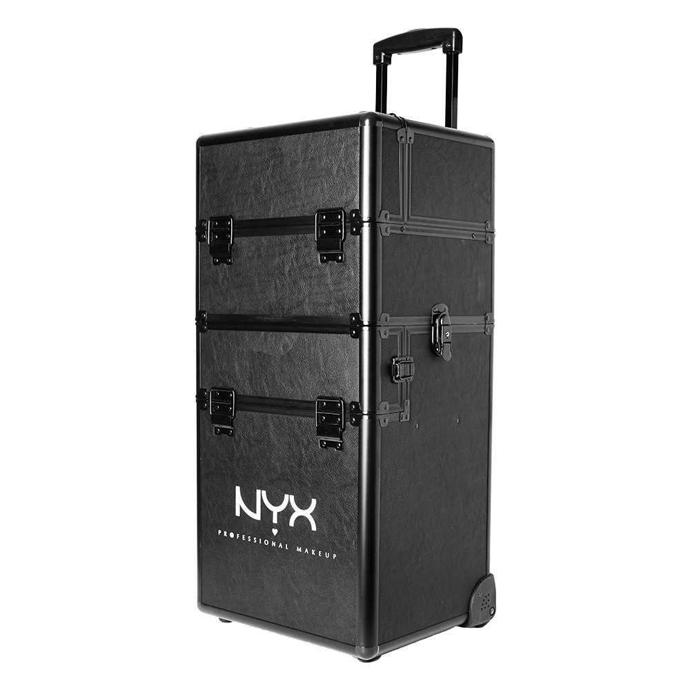 NYX Hard 2-Tier Makeup Artist Train Case