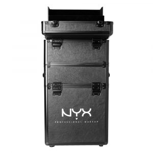 NYX PROFESSIONAL MAKEUP Hard 2-Tier Makeup Artist Train Case