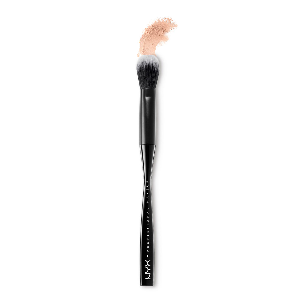 NYX Dual Fiber Setting Brush