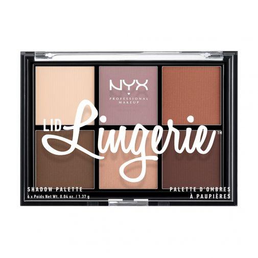 Lid Lingerie Shadow Palette | NYX Professional Makeup