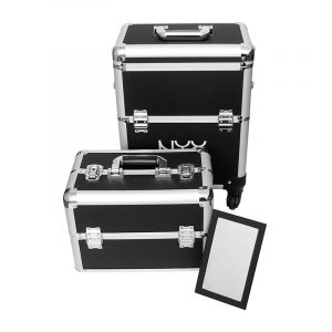 NYX 2-Tier Double Top Makeup Artist Train Case