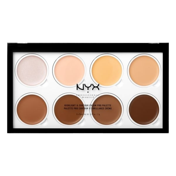 NYX Highlight & Contour Pro Cream Palette