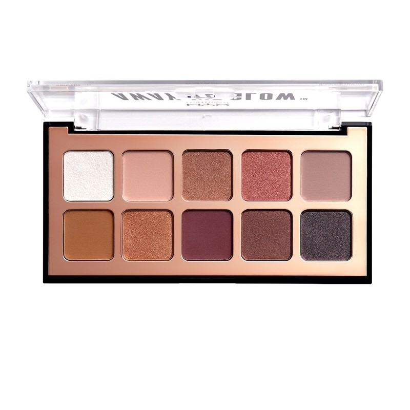 NYX Away We Glow Shadow Palette