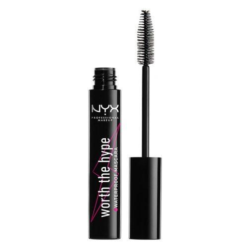 Worth the Hype Waterproof Mascara | NYX Professional Makeup