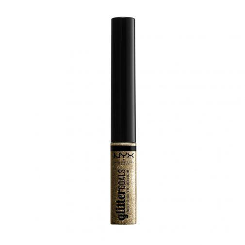 Glitter Goals Liquid Eyeliner | NYX Professional Makeup