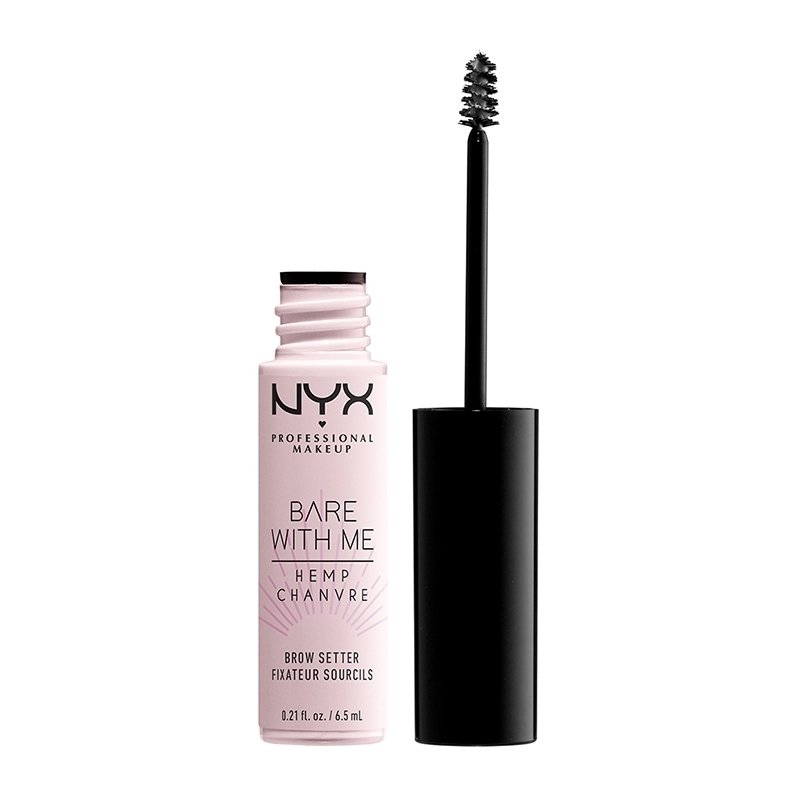 NYX Bare With Me Hemp Brow Setter
