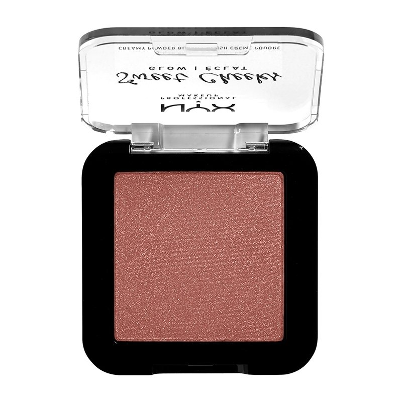NYX Sweet Cheeks Creamy Powder Blush Glow