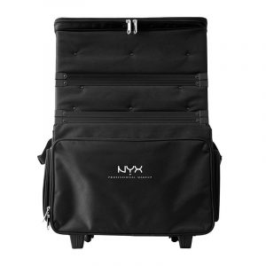 NYX 3 Tier Stackable Makeup Artist Train Case