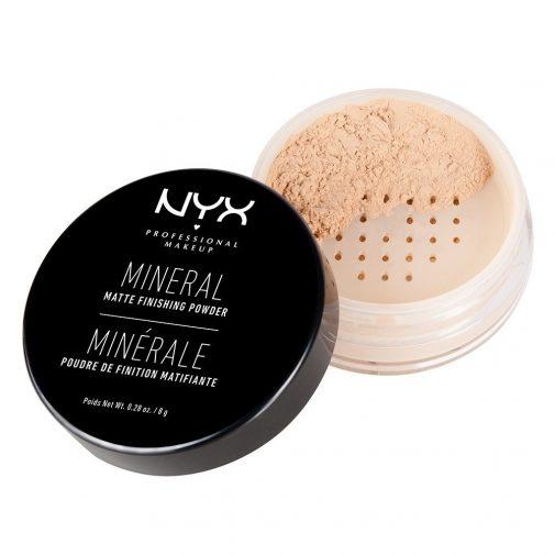 Mineral Finishing Powder | NYX Professional Makeup