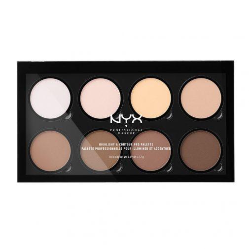 Highlight & Contour Pro Palette | NYX Professional Makeup