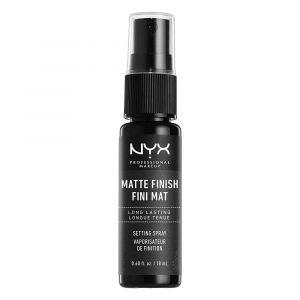 NYX PROFESSIONAL MAKEUP Setting Spray Mini – Matte
