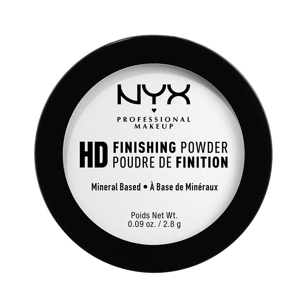 NYX High Definition Finishing Powder Mini