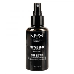 NYX PROFESSIONAL MAKEUP On The Spot Makeup Brush Cleaner Spray