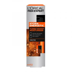 MEN EXPERT Hydra Energetic Moisturizing Turbo Booster,  48-Hr Hydration