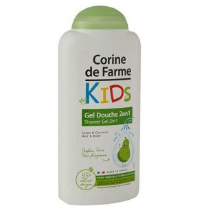 CORINE Kids Pear 2 In1  Hair&Body Gel 250Ml