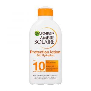 AMBRE SOLAIRE MILK SPF10 200Ml