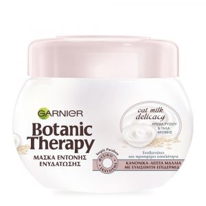 BOTANIC THERAPY Rice & Oat Milk Mask 300Ml