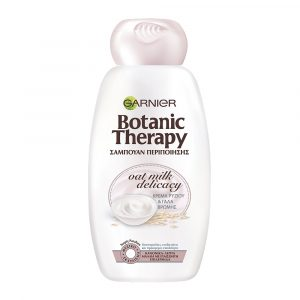 BOTANIC THERAPY Rice & Oat Milk Shampoo 400Ml