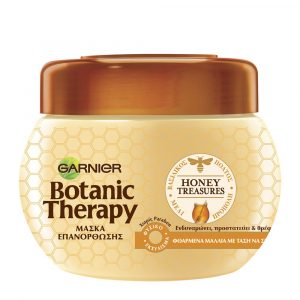 BOTANIC THERAPY Honey Mask 300Ml