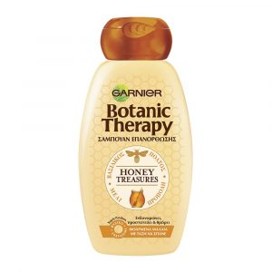 BOTANIC THERAPY Honey Shampoo 400Ml