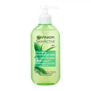 GARNIER SkinActive Gel Wash Green Tea 200Ml