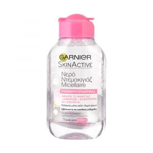 GARNIER SkinActive Micellaire Water Make Up Remover Travel Size 100Ml
