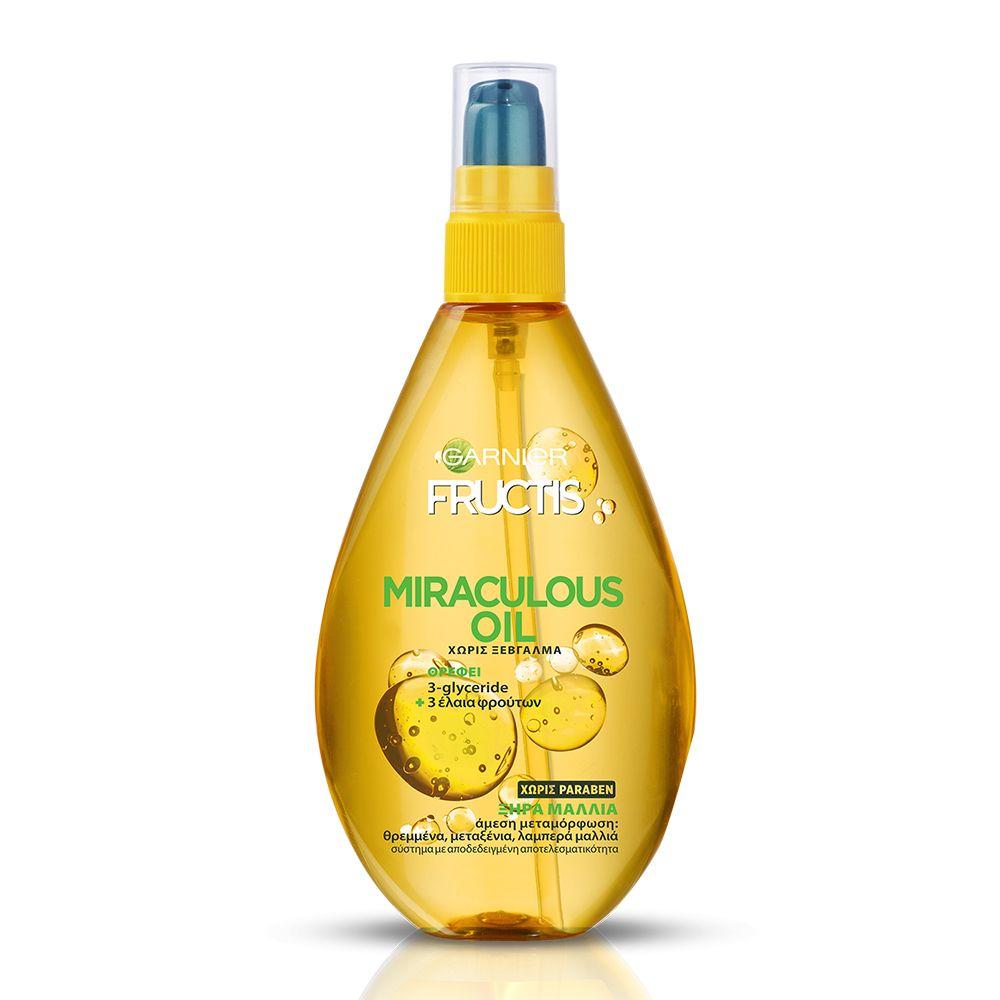 FRUCTIS Miraculous Oil 150Ml